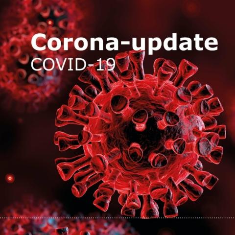 Update Corona-maatregelen